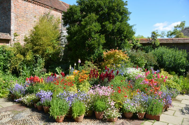 What can Great Dixter inspire in my London cottage garden