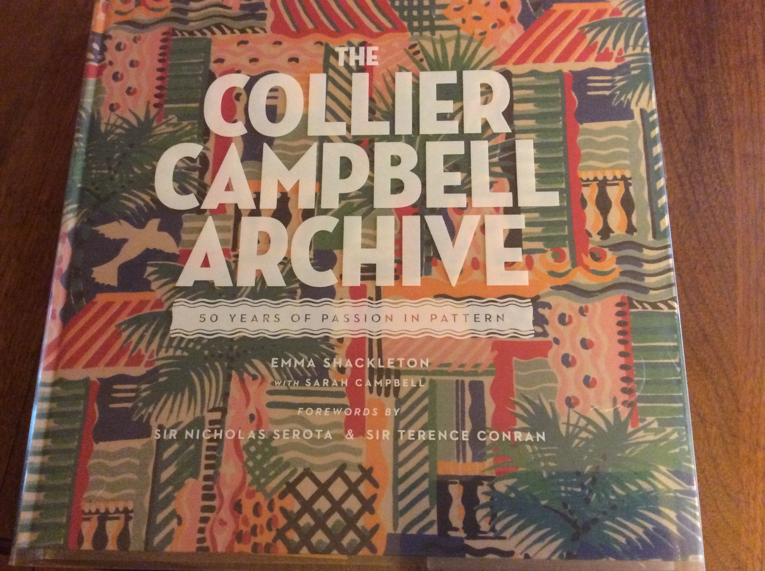 The Collier Campbell Archive Book