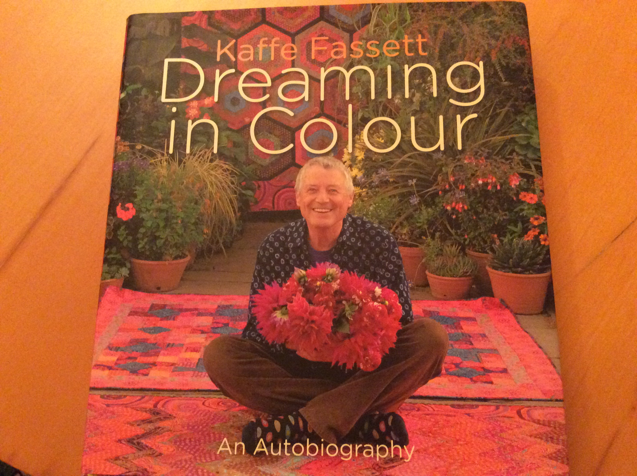 Kaffe Fasset's Dreaming in Colour